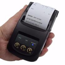 Mini Impressora Térmica Bluetooth - 58 Mm - Pronta Entrega