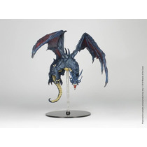 Novo Action Figure Dragão Bahamut Dungeons And Dragons