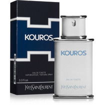 Perfume Kouros 100ml Yves Saint Laurent - Importado Usa