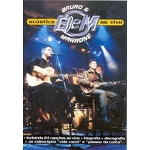 Bruno E Marrone - Ao Vivo - Dvd Original