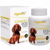 Condrix Dog Tabs 36g 600mg Organnact Pet Shop Store
