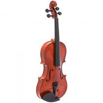 Violino Giannini Sv 3/4 Nt Natural Estojo Arco - Refinado
