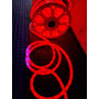 Kit 10m Mangueira Led Neon Flex Rgb + Controlador