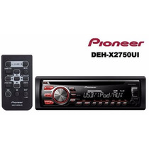 Rádio Player Pioneer Mp3 Usb Mixtrax 2750ui Novo Sem Caixa