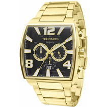 Relógio Technos Masculino Legacy Js25ar/1d C/ Frete Grátis