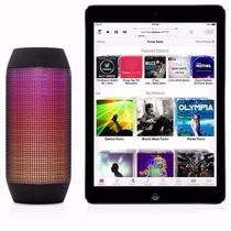 Caixa Som Portátil Bluetooth Led Pulse Similar Jbl Grande