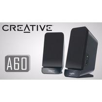 Caixas De Som Creative A60 Originais