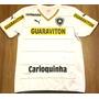 Camisa Botafogo Rj Usada Em Jogo Brasileirão 2014