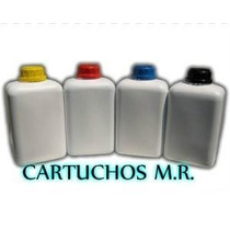 Kit 400 Ml Tinta Cartucho Recarregável Hp Pro 8100 8600 940