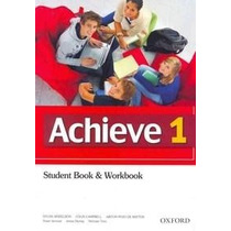 Livro - Achieve 1 Student Book And Workbook
