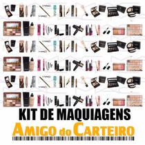 Kit De Maquiagens 10