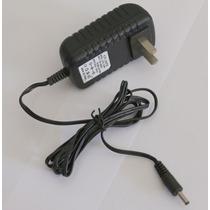Fonte 8v 500ma P/ Transmissor/receptor/micro Câmera Sem Fio