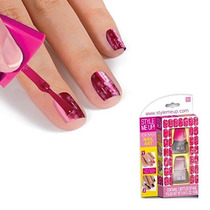 Beleza Acessórios Top Spot Nail Art Rosa 1681-3