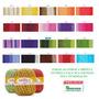 Linha Barroco Multicolor 200g - Círculo - Várias Cores