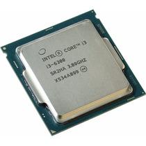 Processador Intel Core I3 6300 3.8ghz 4mb 6ª Geração