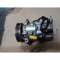 Compressor De Ar Condicionado Peugeot 2008 2015 - Original