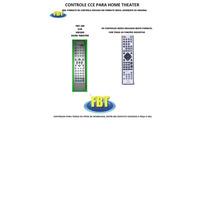Controle Cce Hm3200 Para Home Theater Fbt490
