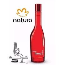 Colônia Humor 1 Natura 75ml + Embalagem Presente + Brinde!