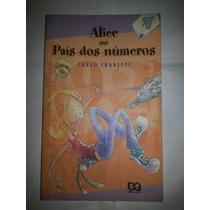 Livro Alice No Pais Das Maravilhas = Sebocorrespondente