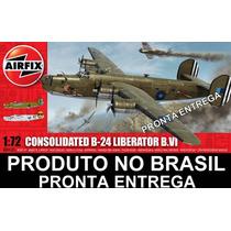Avião B-24 Liberator Airfix 1/72 Tipo Kit Revell E Tamiya