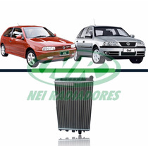 Radiador Gol/parati/saveiro 1.0 Motor At 8/16v 97 S/ar M