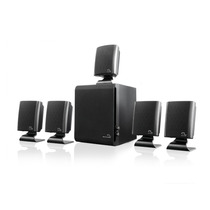 Home Theater Caixa Som 5.1 Tv Pc Multilaser 60w Rms Sp088