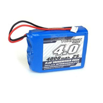 Maxximus Hobby Bateria 4000mah Lipo 2s 1c Turnigy Rádio Dx8