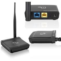 Roteador Wireless Multilaser N 150mbps 2 Portas C/ Antena
