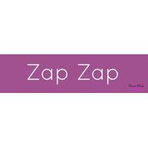 Batom + Gloss Vivae 2 Em 1 Zap Zap - Carol Rosa Make Up