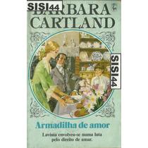 Barbara Cartland Armadilha De Amor Nº237 Nova Cultural