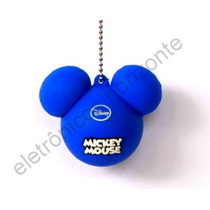 Pendrive Bichinho Mickey Disney 4gb Divertido Diferente