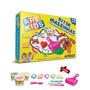 Kit De Massinhas - Art Kids Acrilex Nº4 - Brinq Educativo