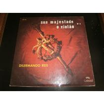 Lp Dilermando Reis - Sua Majestade O Violão Nº2, Disco Vinil