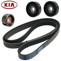 Kit Correia Alternador Acess. Kia Optma 2.4 16v