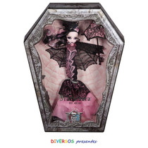 Monster High Draculaura Collector Original Mattel