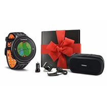 Relógio Com Gps Garmin Approach S6 - Caixa, Cake, Adaptador