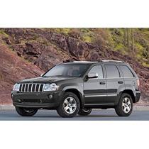 Sucata Jeep Cherokee Limited 2008 Para Retirada De Peças