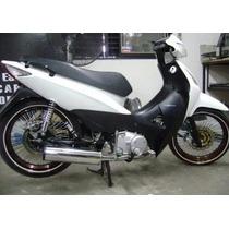 Aro Em Alumínio Medida 14 X 2.15 Marca Threeheads Honda Biz