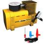 Mini Compressor Ar 250 Psi 12v Pneu Bola Piscina Calibrador