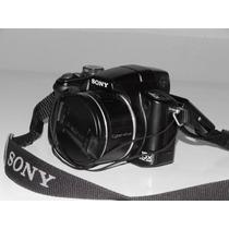Câmera Semi-profissional Sony Dsc-h50 - Carregador+cartão4gb