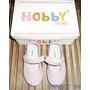 Sapato Infantil Rosa - Marca: Hobby - Feminino - Nº 18