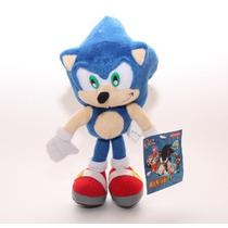 Pelucia Sonic The Hedgehog 23cm