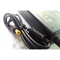 Fonte Para Notebook/monitor Samsung/dell 14v-3a, Plug Agulha