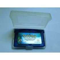 Jogo Game Boy Advance Pokémon Sapphire Version. Frete 6,00