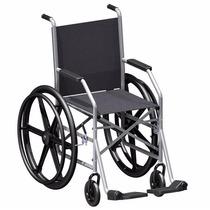 Cadeira De Roda 1009 Baxmann Jaguaribe - Pronta Entrega