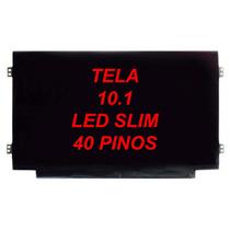Tela 10.1 Led Slim Notebook Itautec Infoway W7020