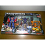 Pack Exclusivo Toyrus Com Opitmus Prime-shockwave-bumblebee