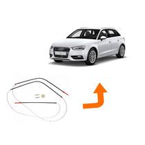 Jogo Cabo Maquina De Vidro Eletrico Audi A3 4 Portas