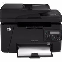 Impressora Multifuncional Hp M127fn Laserjet Ce658a #yvf5