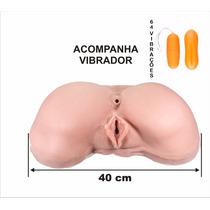 Masturbador Vagina Em Cyber Skin Com Vibrador , Sex Shop Sp